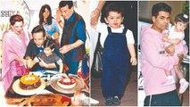 Bollywood Celebs Attend Tusshar Kapoor Son Laksshya Kapoor 3rd Birthday Party At