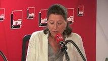"""Agnès Buzyn, ministre de la Santé : """"On colle au gouvernement et à LREM une image à droite"""""""