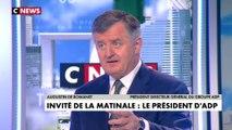 L'interview d'Augustin de Romanet