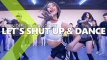 Jason Derulo, LAY, NCT 127 - Let's Shut Up & Dance HAZEL Choreography.