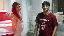 Kriti Sanon & BF Sushant Singh Rajput Cosy Hideout at Juhu _
