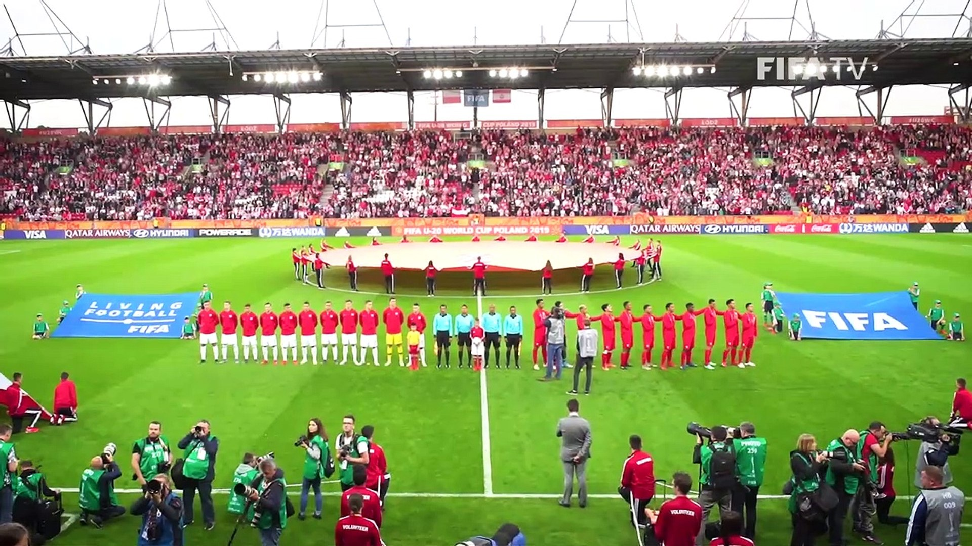 FIFA U-20 World Cup Poland 2019 - The group stage in review