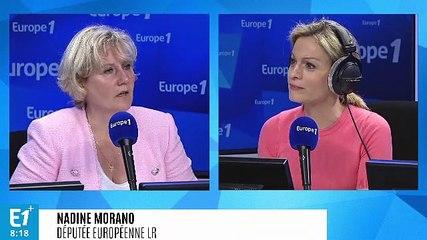 Nadine Morano - Europe 1 mardi 4 juin 2019