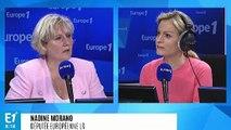 """Nadine Morano : """"Ce qui tue Les Républicains, ce sont les divisions, pas la personnalité de Laurent Wauquiez !"""""""