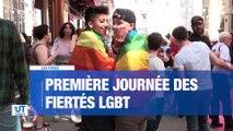 À la UNE : la démission de Laurent Wauquiez vue par Jean-Pierre Taite / les chauffeurs de la STAS en grève / le premier rassemblement LGBTI+ dans la Loire / et puis les première grosses chaleurs dans la Loire.