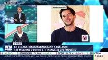 KissKissBankBank, la première entreprise de crowdfunding en France  - 03/06