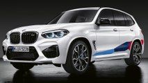 M Performance Parts for BMW X3 M and BMW X4 M