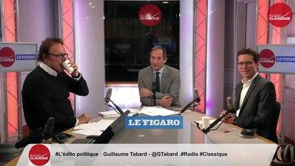 Geoffroy Didier - Radio Classique mardi 4 juin 2019