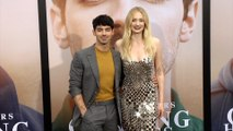"Joe Jonas and Sophie Turner ""Jonas Brothers' Chasing Happiness"" World Premiere"