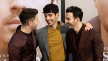 "Nick Jonas, Joe Jonas, Kevin Jonas ""Jonas Brothers' Chasing Happiness"" World Premiere"