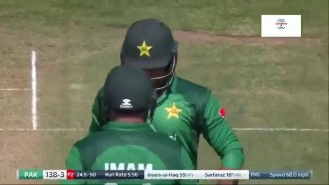 England vs Pakistan | ICC Cricket World Cup 2019 - Match Highlights