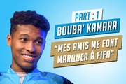 Kamara : « Je vais vous faire marquer à FIFA »