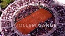 Beim Pariser Grand-Slam-Turnier macht die russische Tennisspielerin Witalija Dsatschenko mit ihren muskulösen Armen von sich reden