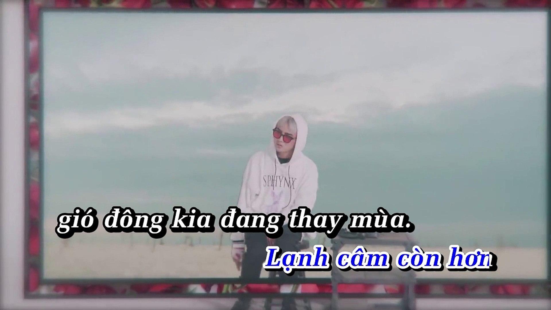 [Karaoke] Buồn Không Em - Đạt G [Beat]