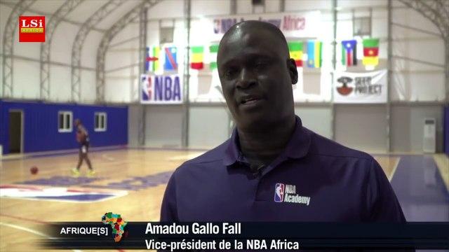 NBA Academy Africa au Sénégal