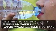 Frauen, die trinken, werden als weniger klug angesehen
