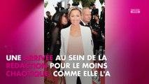 Anne-Sophie Lapix : pourquoi ses débuts au JT de France 2 ont été difficiles