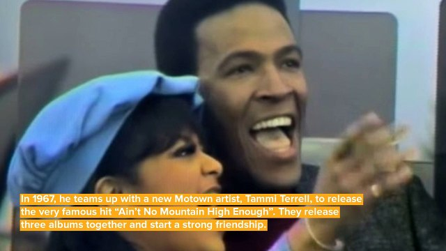 THE STORY OF MARVIN GAYE