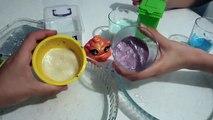 Annemiz Uyurken Çöplük Slime Challenge Çok Gizli Kağıttan Ne Çıkarsa Slaym Bidünya Oyuncak