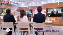 """C à vous : Ralph Fiennes raconte pourquoi il a failli refuser de jouer Voldemort dans """"Harry Potter"""" (vidéo)"""