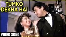 Tumko Dekha Hai Aksar Khaab Mein Video Song   Prem Shakti   Govinda, Karishma Kapoor   Raam Laxman