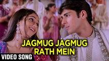 Jagmug Jagmug Raath Mein Video Song   Uuf Kya Jaadoo Mohabbat Hai   Sameer Dattani, Pooja Kanwal