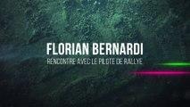 Rencontre avec le pilote de rallye Florian Bernardi