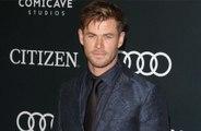 Chris Hemsworth met sa carrière en pause