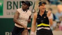 Roland-Garros 2019 : Le résumé de Johanna Konta - Sloane Stephens