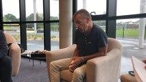 Patrice Lair dévoile ses ambitions pour En Avant