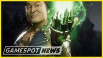 Mortal Kombat 11 New DLC Trailer Introduces Shang Tsung's Move Set - GS News Update