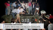 30 years on, China's official silence looms over fortified Tiananmen Square