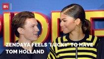 Zendaya And Tom Holland Have A Bond