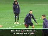 Ronaldo is still the best in the world - Nani