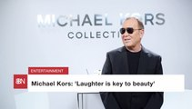 Michael Kors Goes Beyond Superficial Beauty