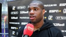 'WOULD I FIGHT ANTHONY JOSHUA AT 7 WEEKS NOTICE? -  I DONT BACK AWAY FROM ANY FIGHT' - DANIEL DUBOIS