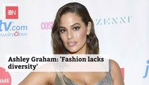Ashley Graham Thinks We Are In A Fashion Crisis