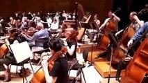 Dans les coulisses de l'Arsenal avec l'Orchestre national de Metz