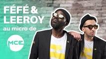 """Féfé et Leeroy reviennent avec l'album """"365 jours"""" ! (INTERVIEW)"""