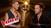 Anne Sila et Julien Doré – Paris - Seychelles   The Voice France 2015   Finale