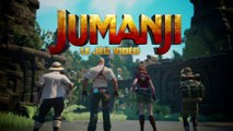 Jumanji : The Video Game - Bande-annonce