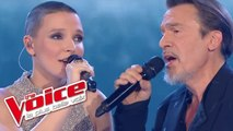 A Great Big World – Say Something | Anne Sila et Florent Pagny | The Voice France 2015 | Finale