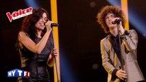 Stevie Wonder – Superstition   Côme & Jenifer   The Voice France 2015   Finale