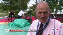 Débarquement : Colleville-sur-Mer se prépare à accueillir les commémorations