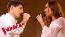 Jean-Jacques Goldman – Là-Bas   Lilian Renaud & Zazie   The Voice France 2015   Finale