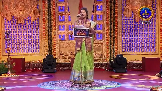 APP Special Song-Yendhaka Yadhalona , Surabhi Sravani _ Ep137 _ 18-05-19 _ SVBC TTD