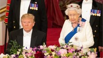 People Think Queen Elizabeth II Shaded Trump By Wearing A Tiara That's A 'Symbol Of Protection Against Illness And Evil'