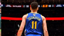 NBA Finals: How Will Klay Thompson, Kevon Looney Injuries Affect Game 3?