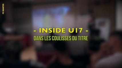 U17 : les coulisses du titre de Champion de France