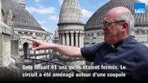 Visite_des_coupoles_de_la_cathédrale_Saint Front de Périgueux